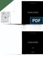Silva, Tomaz Tadeu. Documentos de Identidade-teorias Do Currículo- 2010