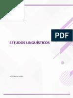 Estudos Linguísticos Aula 1
