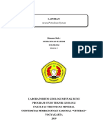 Laporan Petroleum System Hafidh