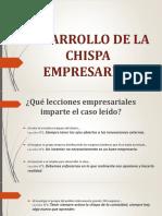 CHISPA EMPRESARIAL