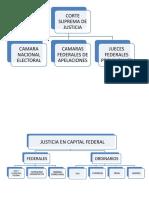 Estructura Judicial