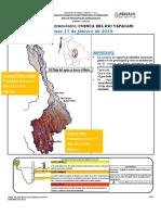 Cuenca Del Rio Yapacani 11-02-2019