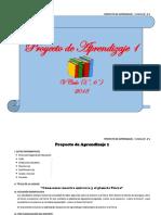 PROYECTO DE  APRENDIZAJE - V CICLO (5°, 6°) - SETIEMBRE