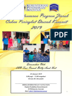 Buku Program Ziarah Cakna 2019