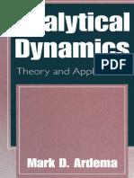 Analytical Dynamics - Ardema.pdf