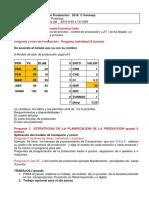 MODELO DEl Segundo Examen de Ingeneiria Del Produccion 2019