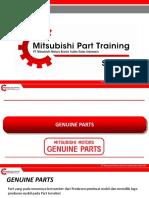 2. Materi MPT-1 - Genuine Parts & Promotion