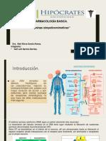 Aminas simpaticomimeticas o farmacos adrenergicos.