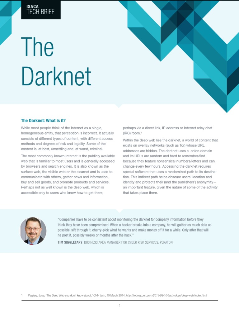 Tech-Brief-The-Darknet Res Eng 0618 2 | Applications Of Cryptography