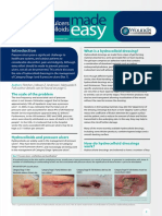 Pressure Ulcers and Hydrocolloids Made Easy