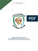 Jaguares Fútbol Club S.A