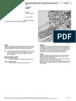 Sensor Da Diferença Das Pressões DPF - Descrição Dos Componentes