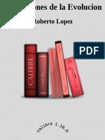 Revelaciones de La Evolucion - Roberto Lopez