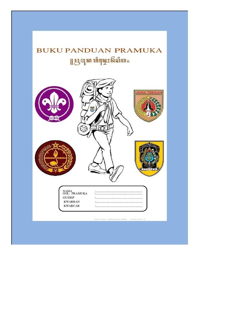 Buku Panduan Pramuka Lengkappdfcx