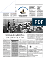 Marca RB La Palma
