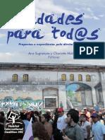 Livro - Cidade Para Todos - Hic