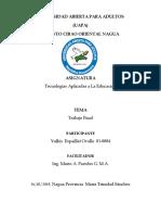 Trabajo Final - Tecnologia Aplicada a la Educacion - Yulkis Ovalle.docx