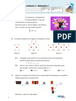 Matemática 7ano Teste Jan2019