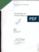 Metodologia das Ciências Humanas Paulo Salles Oliveira.pdf