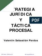 EstrategiaJurídicaTácticaProcesal