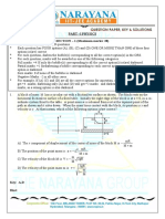 JEE Advanced 2017 Paper 1 Mathematics Question Paper With Solutions