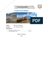 PLANIFICACION DE PROYECTOS MINEROS.docx
