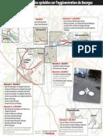 Le réseau vélo va s'étendre dans l'agglomération de Bourges