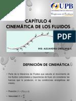 CAPÍTULO 4 - Cinemática de Los Fluidos_1