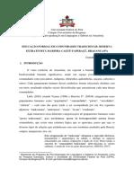 o Papel Da Educação Formal Em Comunidades Tradicionais.pdf