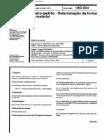 187934994-NBR-6954-MB-894-Lastro-Padrao-Determinacao-Da-Forma-Do-Material.pdf