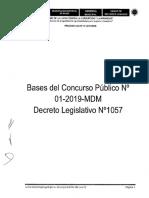 2 Bases Del Concurso Público Nro 01 2019 MDM