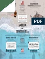 america not united states poster anna von reitz