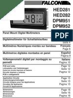DPM952Instructions