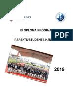 IB Diploma Handbook