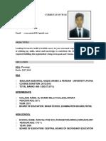 Hari Resume Converted