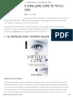 Zece thrillere care te tin cu sufletul la gura - Bookuria'.pdf