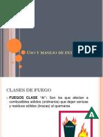 Uso y Manejo de Extintores 2016.pptx