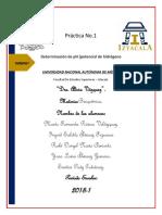 Práctica Bioquímica. Indicador de PH, Corregido.