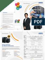 Online UPS Brochure