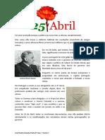 25 de Abril _ Zé Pedro