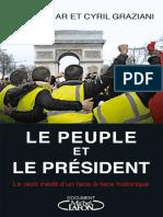 eBook Cecile Amar Et Cyril Graziani - Le Peuple Et Le President