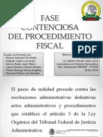 El Juicio Contencioso en materia Fiscal