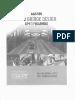 Lrfd Bridge Design Specifications