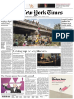 Journal International New York Times - 26 February 2019