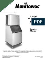 Manitowoc Ice Machine s1400m_sm