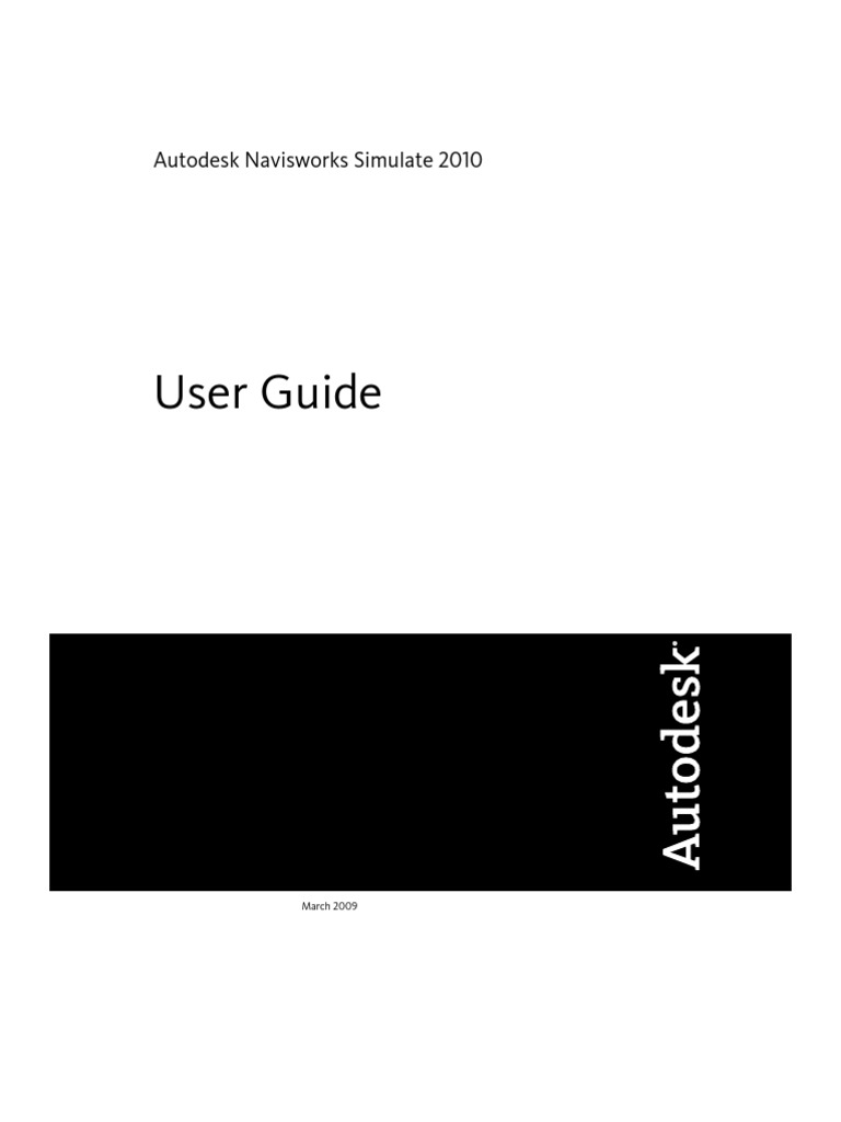User Guide | Autodesk | Auto Cad