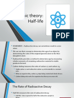 atomic theory half life 7-2
