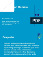 Materi 11 - Hosting dan Domain Website