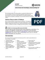Kx2_koi Manual de Servicio Español