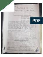 Plano de aula do professor da USP Eduardo Lobo Botelho Gualazzi